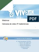 TORRE---120516 Webinar Cams Wireless VIVOTEK