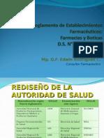 CLASE 1 EEFF Farmacias y Boticas