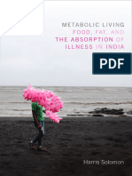 Metabolic Living by Harris Solomon