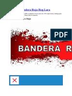Partido Bandera Roja Reg