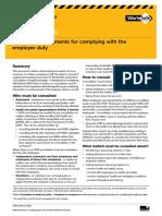 Minimum Requirements Achieving Compliance