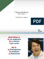 2015_02_09_Slide (aula 2 - módulo 1) PROFISSOES E LUGARES_V.01