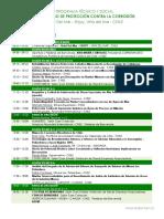 Programa Tecnico y Social Corromin 2013