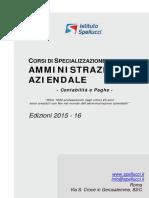 BROCHURE Corsi Aziendali 2015-16
