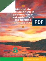 Manual Ulceras POR PRESION