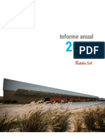 Informe de Gestion 2014-2013 (Postobon)