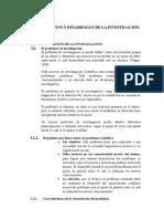 Fundamentación y Desarrollo de La Investigación