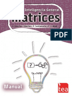 Matrices Manual EXTRACTO
