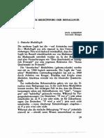 Konstruktive Begründung Der Modal Logik - Paul Lorenzen