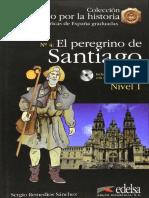 El Peregrino de Santiago - Remedios Sanchez S