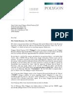 Realia - Open Letter to the Board (1)