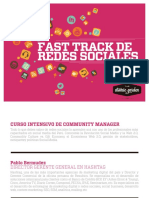 Fast Track Redes Sociales