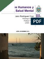 Derechos Humanos Salud Mental Junio