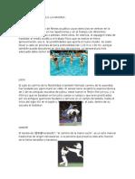 20 Deportes Todos Los Deportes