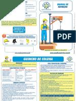 Manual Instrucoes Guincho de Coluna