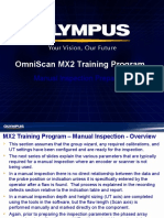 MX2 Training Program 11 Manual Inspection