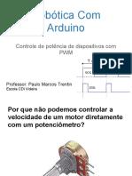 Controle de Potência de Dispositivos Com PWM