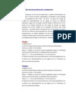 1.- PIP Emerg. Nuevo Jaen - Descripción de Obras