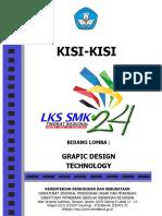 Kisi-kisi LKS Grapic Design Technology 2016