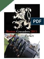Boston Bass 2015