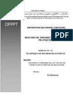 Module 22 Technique de Recherche d Emploi Tcvvpr Ofppt