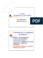 Ingenieria de Software - 1