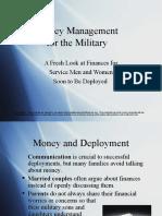 Military Money Management PPT NEFEtemplate