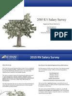 2010 Registered Nurse Salary Survey