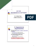 Ingenieria de Software - 5A