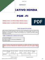 Esquema Elétrico Honda Civic