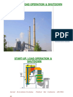 Cfbc Boiler Startup_load Operation_shutdown