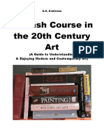 А.Н. Войткова-A Crash Course in the 20th Century Art_ a Guide to Understanding and Enjoying Modern and Contemporary Art
