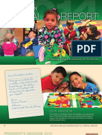 Duluth Library Foundation Annual Report 2014