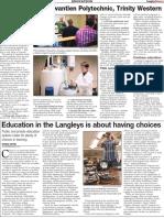 Langley Advance Welcome to the Neighbourhood page 16