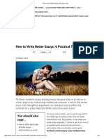 How to Write Better Essays_ 6 Practical Tips