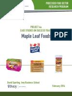 S2 CS TOCE MapleLeaf 14p Organizational Chart
