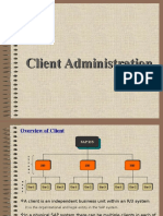 Day 3 - Client Administration