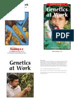 Genetics at Work
