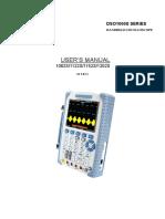DSO1000S Series User Manual2013.04.01(v1.0.1)