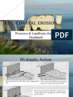 Coastal Erosion
