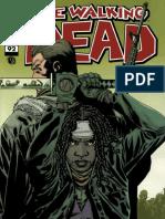 The Walking Dead - Revista 92