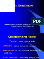 Rock Identification2015