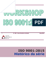 Workshop-ISO-9001-2015