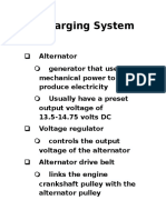 Charging System Parts