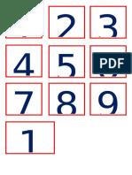 Lembaran kerja nombor (Piza Besar)