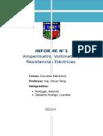 1er Informe Circuitos Electricos