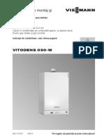 Vitodens 050 W Montaj Service