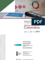Cuarto Informe - Violencia Homicida en Colombia