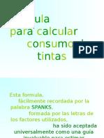 67089923 Formula Para Calcular Consumo de Tintas