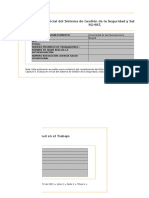 Evaluación Incial Decreto 1072 de 2015